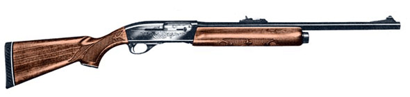 Remington 1100 Deer Gun