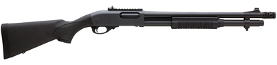 Remington 870 Tactical Shotgun with Standard Stock