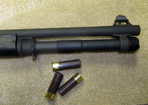 Benelli M4 Mag Extension Daves Metal Works