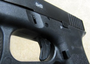 Glock 19 Safe Action Trigger Release