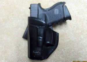 Glock 26 in Galco Summer Comfort Holster