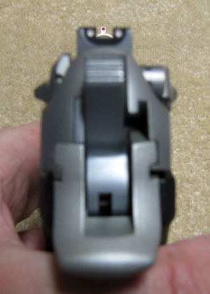 Beretta 92FS 3 Dot Sight Picture
