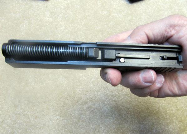 Glock 17 Slide Assembly