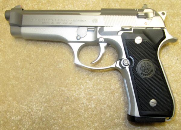 Beretta 92FS 9mm Inox