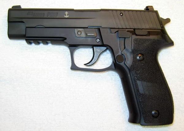 SIG Sauer P226 Navy
