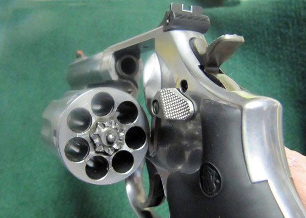 Smith Wesson 686 Plus 7 Round