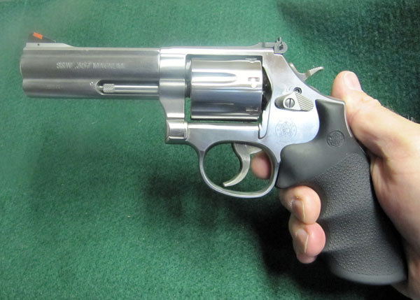 Smith Wesson 686 Plus Review