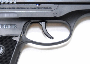 Ruger LC9 Rounded Front Trigger Guard