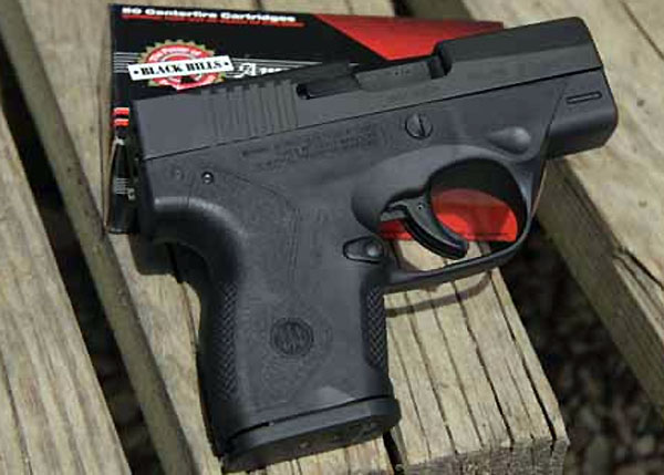 Beretta Nano Mini 9 MM Concealed Carry Pistol