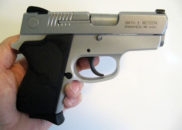 Smith & Wesson CS9 Right View