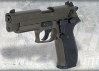 Sig Sauer Mosquito OD Green