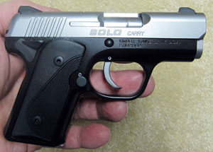 Kimber Solo Small Size
