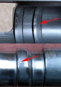 Kimber Solo Slide Peening and Barrel