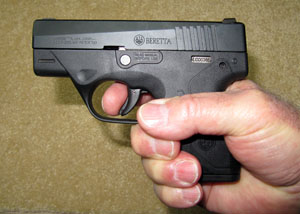 Beretta Nano After 3000 Rounds
