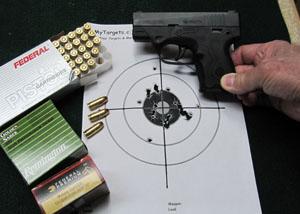 Beretta Nano Recommended Ammo
