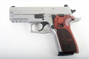Sig Sauer P229 Elite Stainless Left