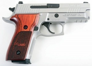 Sig Sauer P229 Elite Stainless Right