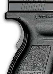 Springfield XD Grip Safety