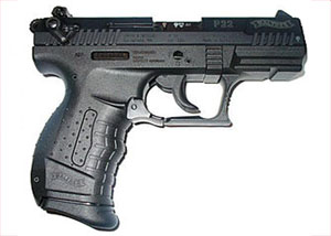 Compare Walther P22 to Ruger SR22