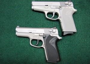 S&W 3913 Compared to 3913LS