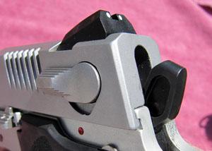 S&W CS45 Bobbed Hammer