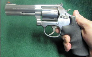 My Smith Wesson 686 Plus
