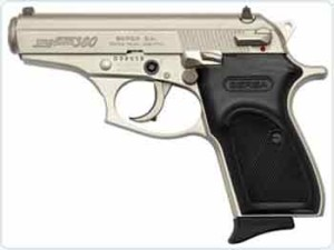 Bersa Thunder 380 Satim Nickel Finish