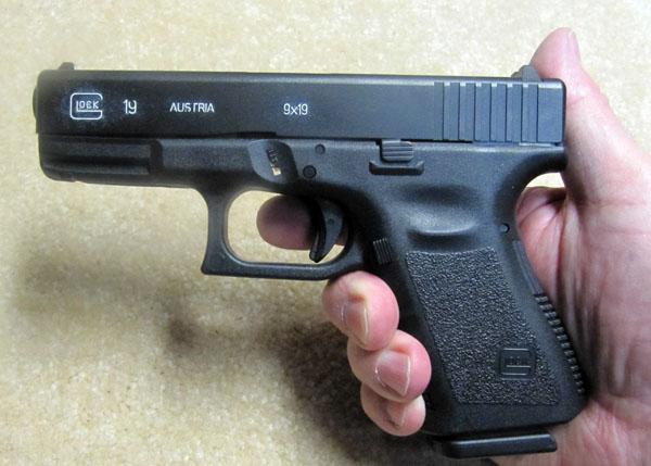 Glock 30 manual round magazine pouch